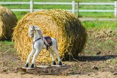 Тряся лошадь Стоковые Фотографии RF