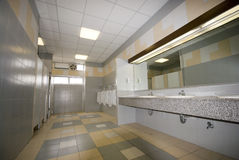 туалет кишечника Стоковое фото RF