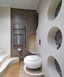 туалет комнаты конструкции новый Стоковое Изображение RF