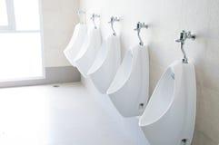 туалет людей Стоковое Изображение