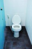 туалет офиса Стоковое Изображение