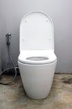 туалет офиса Стоковые Фотографии RF