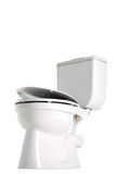 туалет стоковое фото rf