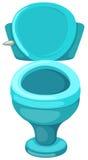 туалет иллюстрация вектора