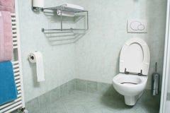 туалет Стоковая Фотография