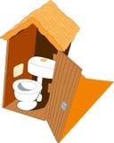 туалет бесплатная иллюстрация
