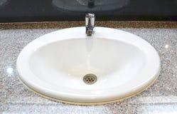 туалет handbasin Стоковые Изображения