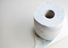 Туалетная бумага Стоковая Фотография RF