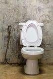 Туалет в ванной комнате Стоковое Изображение RF