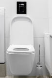 Туалет в ванной комнате Стоковые Фото