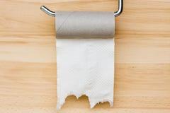 туалет продуктов бумаги гигиены чистки домашний Стоковые Изображения
