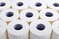 туалет продуктов бумаги гигиены чистки домашний Стоковые Фото