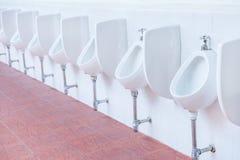 Туалет людей Стоковое Фото