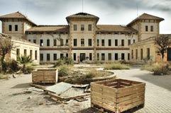 туберкулез больницы стоковое изображение