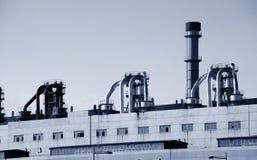 Тубопровод стояка водяного охлаждения Стоковое Изображение