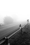 Туманная земля Стоковые Фото