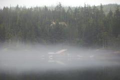 туманнейшее место Стоковые Изображения RF