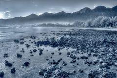 туманнейшее утро Стоковая Фотография