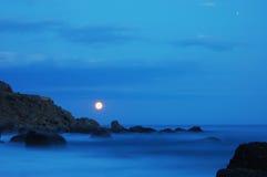 туманное море Стоковые Фото