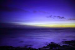 Туманные воды Стоковая Фотография RF