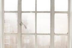 Туманный угол 4_United Kingdom_January 2018 окна Стоковые Фото