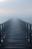 Туманный Стоковое Изображение RF