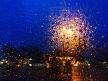 Туман вечера Стоковое Изображение