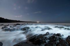 Туман моря океана Стоковое Изображение RF
