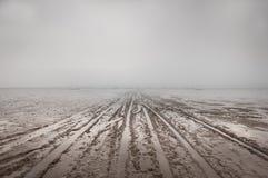 Туман моря Стоковые Изображения
