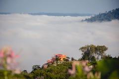 Туман моря Стоковые Фотографии RF