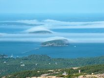 туман полос Стоковые Изображения RF
