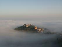 туман сверх Стоковая Фотография