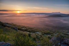 туман Стоковое Изображение RF
