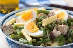 туна салата макаронных изделия Стоковое Фото