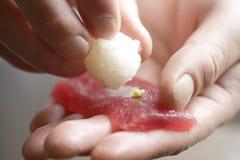 туна суш Стоковое Фото