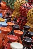 Тунисская гончарня стоковое изображение