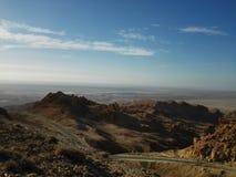 Тунисское montain Стоковые Изображения RF