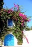 Тунис. Sidi Bou сказало Стоковые Изображения