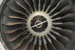 турбина двигателя Стоковое Изображение RF
