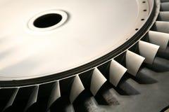 турбина лезвий Стоковые Фотографии RF