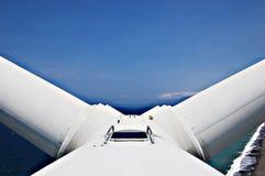 турбина лезвия Стоковые Изображения RF