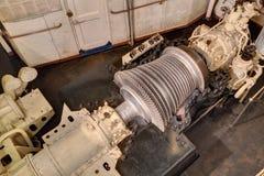 турбина пара стоковое изображение rf