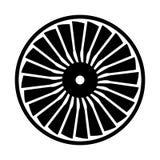 турбина Стоковое Изображение