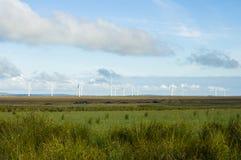 Турбины #2 силы Eolic стоковая фотография rf