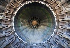 турбореактивность двигателя j79 Стоковое Изображение RF