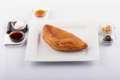 Турецкая еда печенья на деревянном Стоковое Изображение