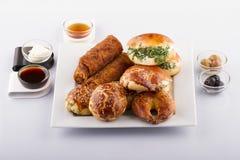 Турецкая еда печенья на деревянном Стоковое фото RF