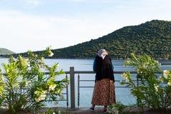 Турецкая женщина стоковая фотография rf