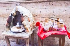 Турецкая кухня Стоковое Фото