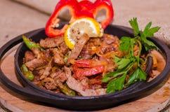 Турецкая кухня Стоковые Изображения RF